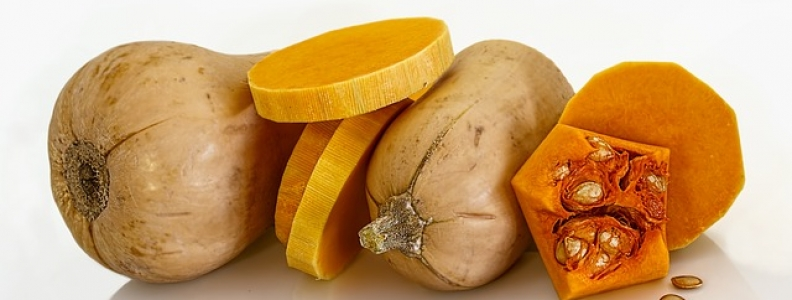 Recipe Buttternut squash soup with ginger