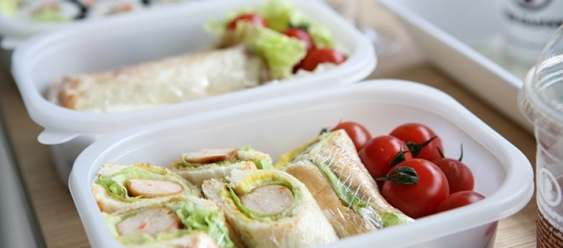 Recipe Easy Lunchbox Chicken Wraps