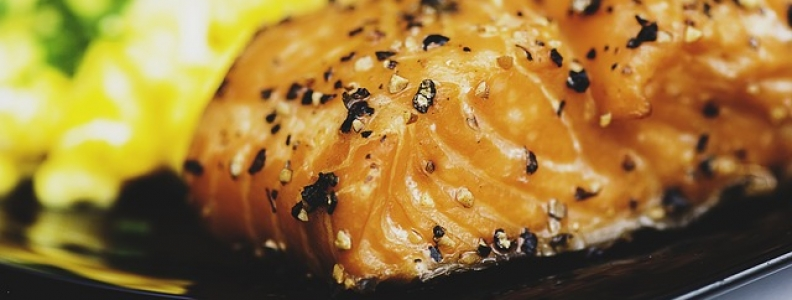 Healthy Heart Recipe: Salmon Panzanella