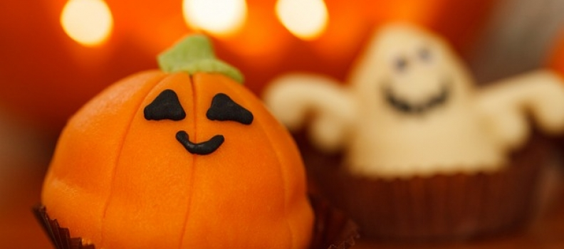 Recipe: A slightly less naughty Halloween treat